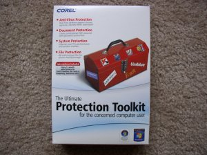 New Corel Ultimate Protection Toolkit