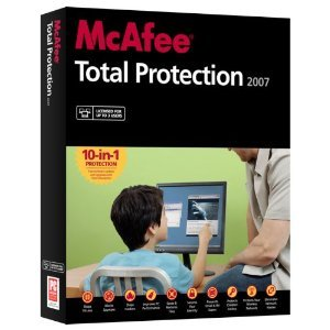 New McAfee Total Protection 2007