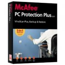 New McAfee PC Protection Plus 2007 - PC