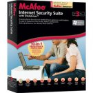 New McAfee Internet Security Suite 2008 - 3PC