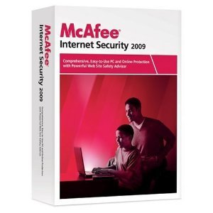 New McAfee Internet Security 2009 - 3PC