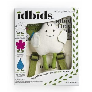 NEW Idbids Scout Eco-Friendly Starter Kit in White
