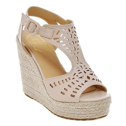 Trendy Sandals With Hollow Out Design