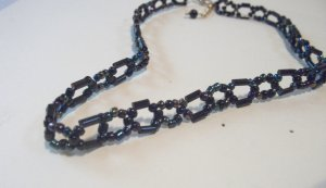 Beaded chokers - range of colours