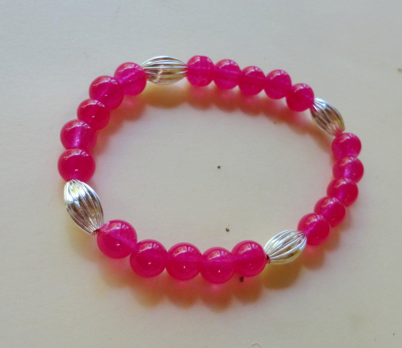 Tiffany bead charm bracelet