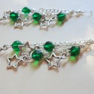 Starlight Earrings - Emerald