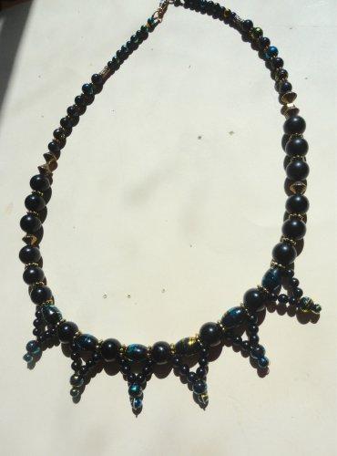 Midnight Shimmer Necklace