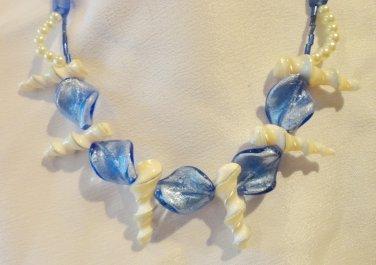 Ocean Treasure - Shell Necklace