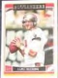 2006 Topps Luke McCown #263 Buccaneers