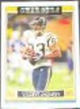 2006 Topps Vincent Jackson #42 Chargers