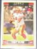 2006 Topps Trent Dilfer #82 49ers