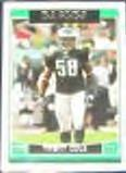 2006 Topps Trent Cole #20 Eagles