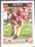 2006 Topps Kevan Barlow #96 49ers