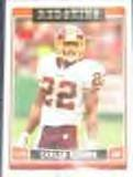2006 Topps Carlos Rogers #66 Redskins