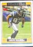 2006 Topps Keenan McCardell #88 Chargers