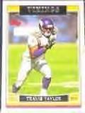 2006 Topps Travis Taylor #64 Vikings