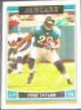2006 Topps Fred Taylor #246 Jaguars