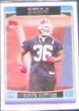 2006 Topps Rookie Donte Whitner #340 Bills