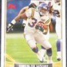 2006 Topps Mewelde Moore #2 Vikings