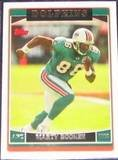 2006 Topps Marty Booker #83 Dolphins