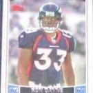 2006 Topps Ron Dayne #78 Broncos