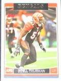 2006 Topps Odell Thurman #31 Bengals