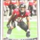 2006 Topps DeAngelo Hall #73 Falcons