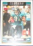 2006 Topps Alvin Pearman #68 Jaguars