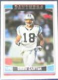 2006 Topps Drew Carter #25 Panthers