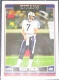 2006 Topps Billy Volek #45 Titans