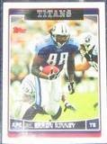 2006 Topps Erron Kinney #19 Titans