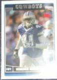 2006 Topps Terence Newman #277 Cowboys