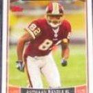 2006 Topps Antwaan Randle El #217 Redskins