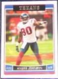 2006 Topps Andre Johnson #162 Texans
