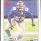 2006 Topps Antonio Pierce #189 Giants