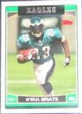 2006 Topps Ryan Moats #270 Eagles