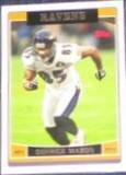 2006 Topps Derrick Mason #251 Ravens
