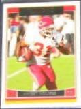 2006 Topps Priest Holmes #219 Chiefs