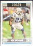 2006 Topps Bob Sanders #97 Colts