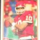 2006 Topps Trent Green #212 Chiefs