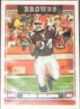2006 Topps Reuben Droughns #207 Browns