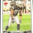 2006 Topps Ronald Curry #203 Raiders