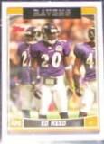 2006 Topps Ed Reed #196 Ravens