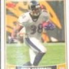 2006 Topps Mike Anderson #186 Ravens