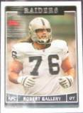 2006 Topps Robert Gallery #185 Raiders