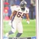 2006 Topps O.J. Williams #175 Broncos