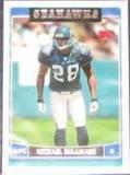 2006 Topps Michael Boulware #132 Seahawks