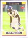 2006 Topps Troy Williamson #126 Vikings
