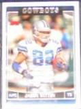 2006 Topps Jason Witten #125 Cowboys