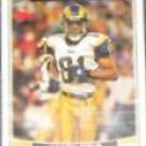 2006 Topps Torry Holt #114 Rams